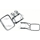 TOWING MIRROR 4X4 STRAP-ON XL