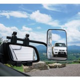 TOWING MIRROR CLIP ON FLAT GLASS