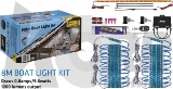 8 MTR KIT - 40 WHITE LIGHTS