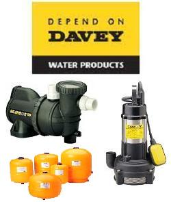 Show all products from DAVEY PUMPS