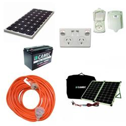 Show all products from * CARAVAN - ELECTRICAL