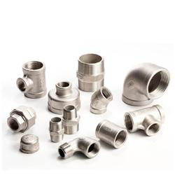 Show all products from FITTINGS - STAINLESS STEEL