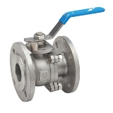 "S/S BALL VALVE FLANGED T""E""  1"""
