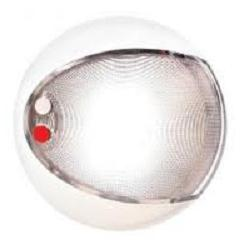 LED TOUCH CEILING DIMABLE WHITE/RED