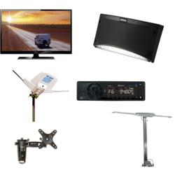 Show all products from * CARAVAN - TV & AUDIO