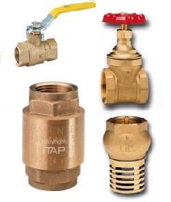 Show all products from VALVES - ZINC FREE BRONZE