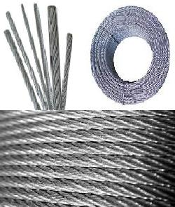 Show all products from WIRE ROPE - GALVANISED