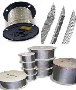 Show all products from WIRE ROPE - STAINLESS STEEL