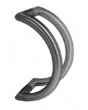 CURVED HANDLE S/S