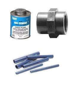 Show all products from ABS PIPE AND FITTINGS