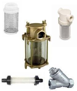 Show all products from STRAINERS & SCREEN FILTERS